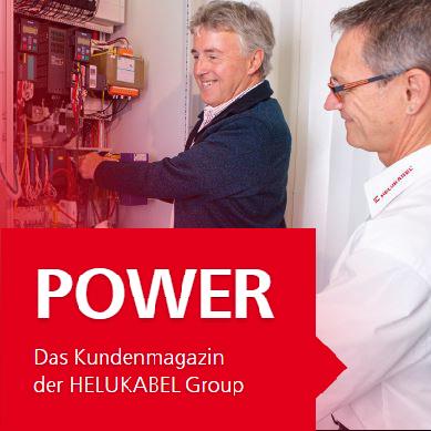 Berichterstattung im POWER Magazin